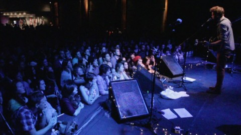 Passenger – Feather on the Clyde – Live at the Factory