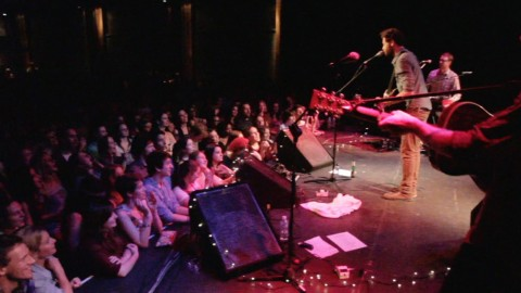 Passenger – Holes – Live at The Factory